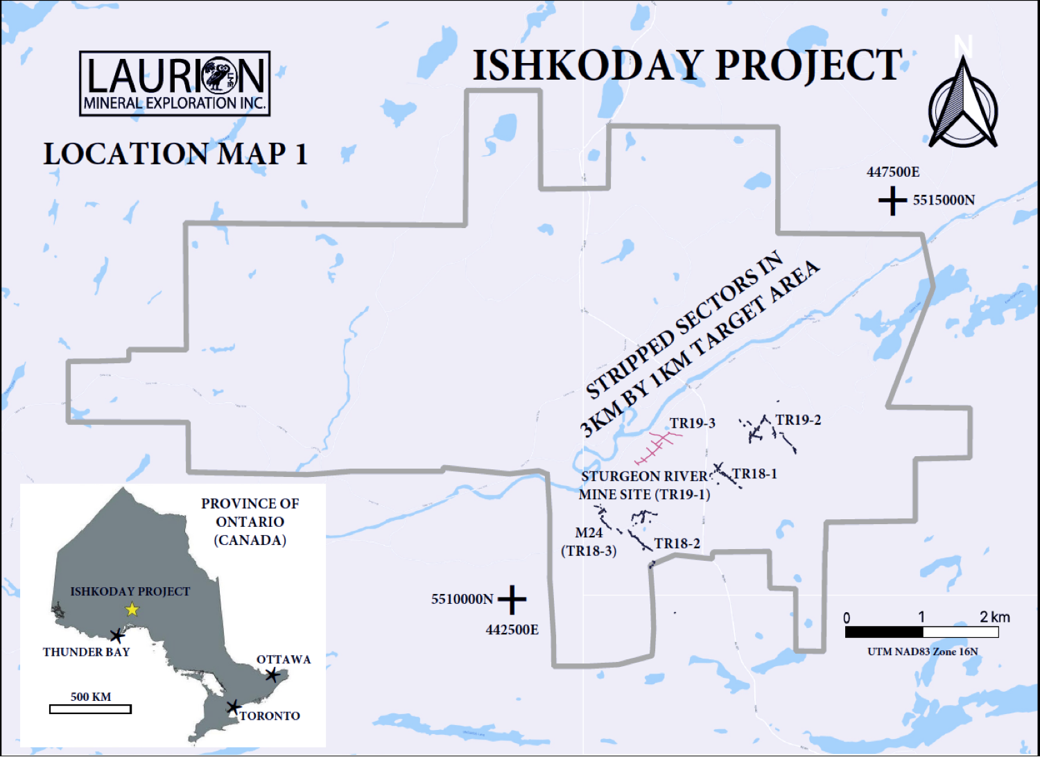 ISHKODAY LOCATION MAP